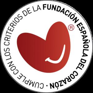Logo de la fundación española del corazón