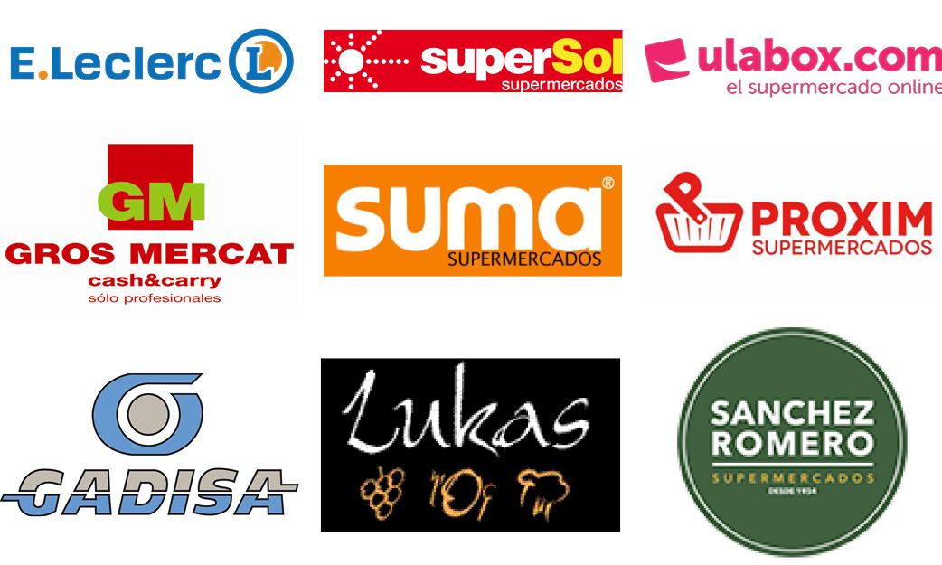 Loos de supermercados donde comprar compotas Pom'bel