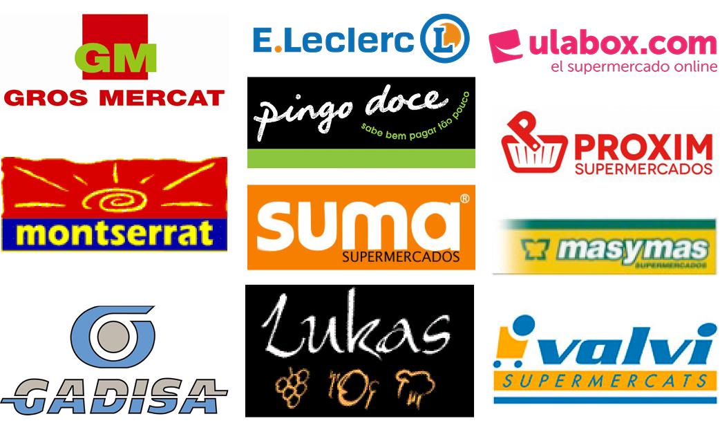 Loos de supermercados donde comprar smoothies Pom'bel