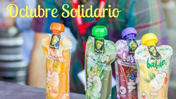 Octubre Solidario pombel