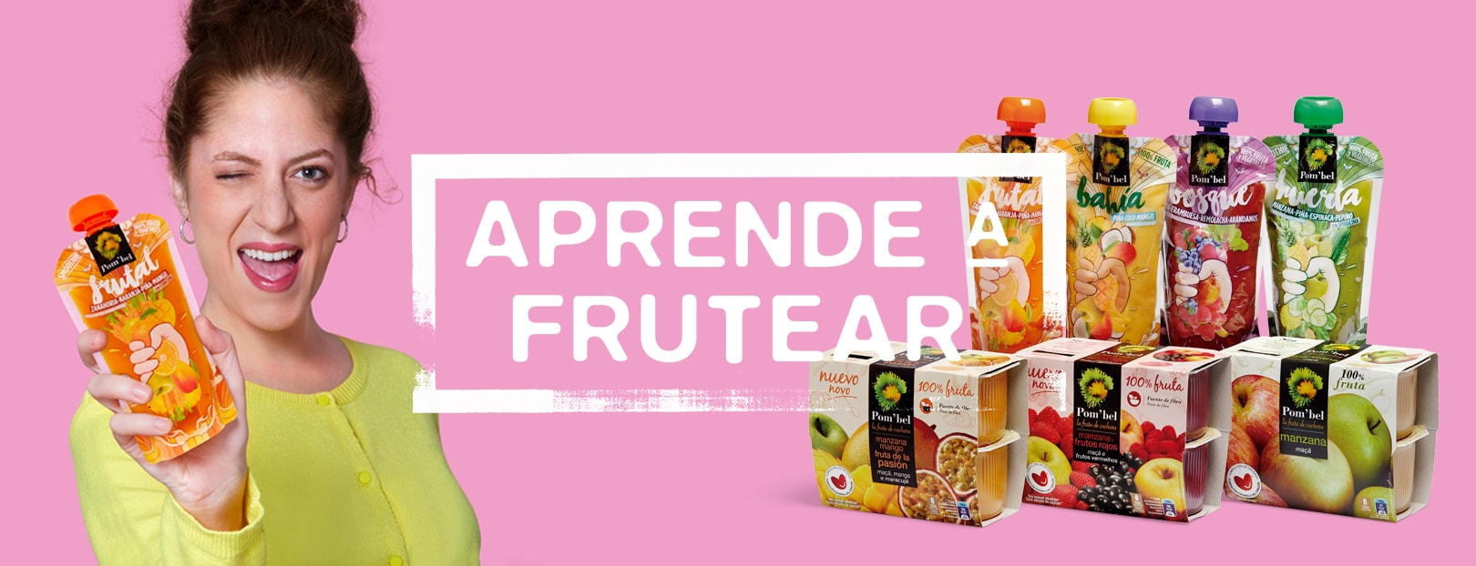 Foto bodegón aprende a frutear