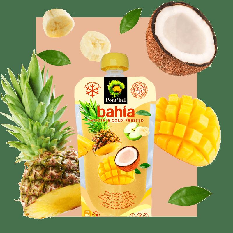 smoothie bahia piña mango coco platano